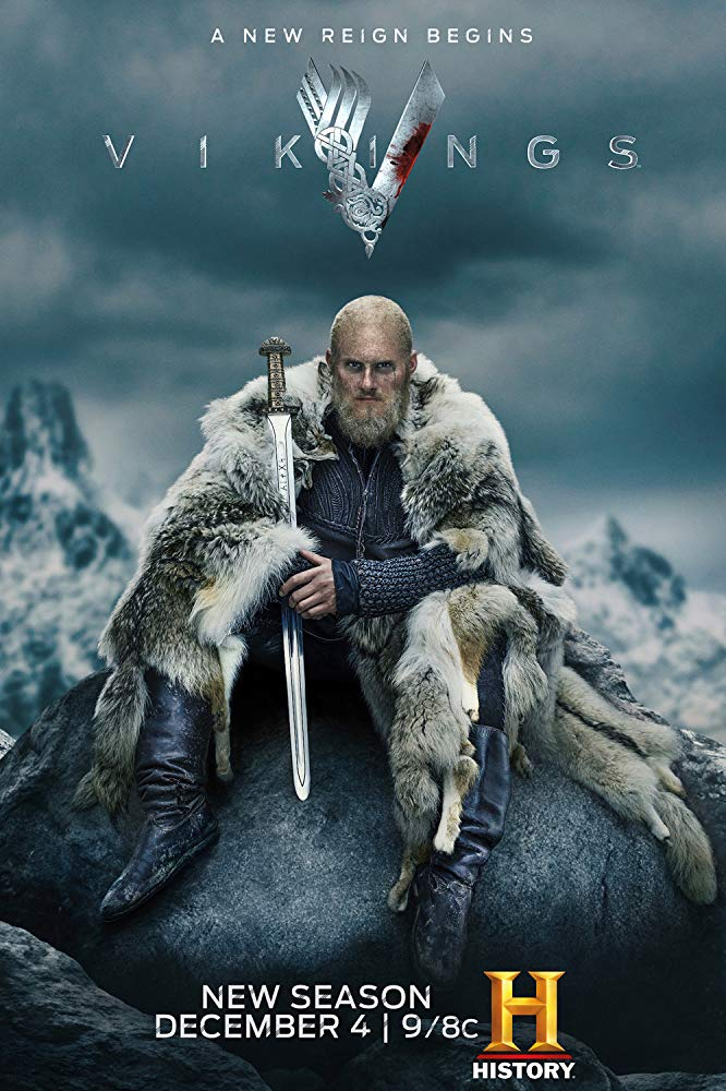 دانلود سریال وایکینگ ها Vikings با زیرنویس فارسی + سانسور شده