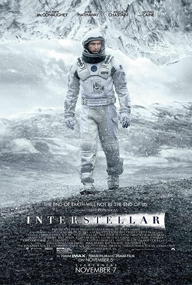 فیلم سینمایی میان ستاره ای
