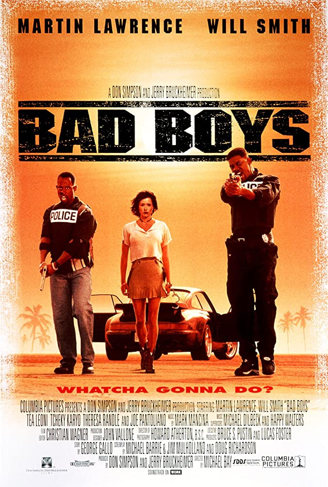 bad boys 1995