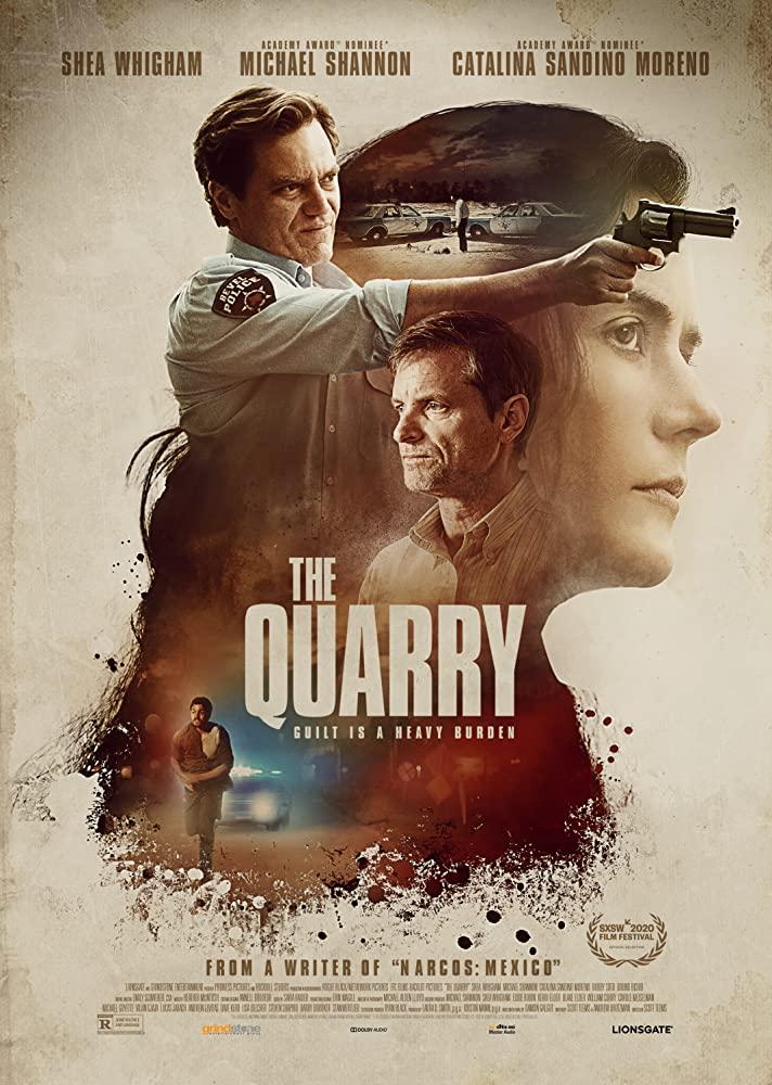 دانلود فیلم معدن سنگ The Quarry 2020 با زیرنویس فارسی