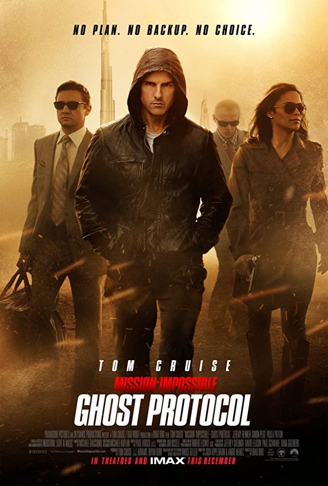 دانلود فیلم ماموریت غیر ممکن 4: پروتکل شبح Mission: Impossible 2006 دوبله فارسی