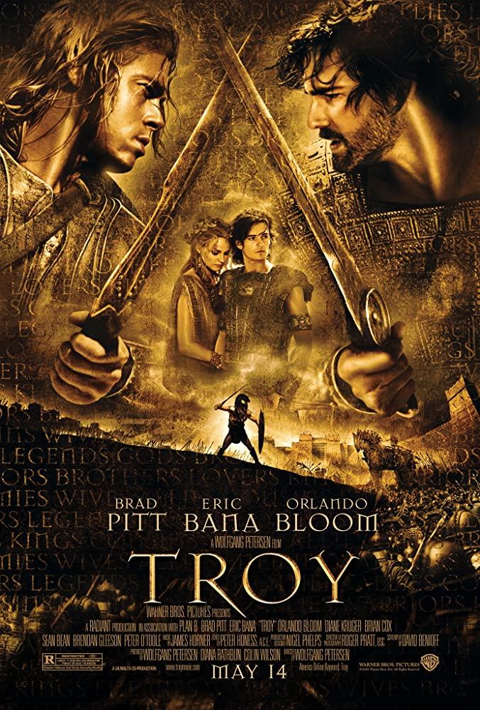 دانلود فیلم تروآ Troy 2004 دوبله فارسی و سانسورشده