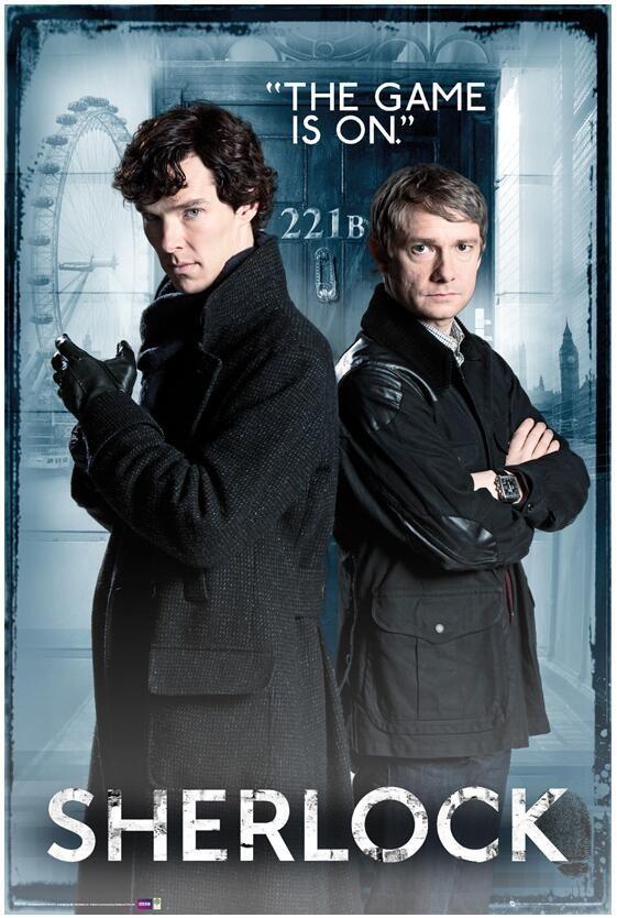 دانلود سریال شرلوک هلمز Sherlock با زیرنویس فارسی + سانسور شده