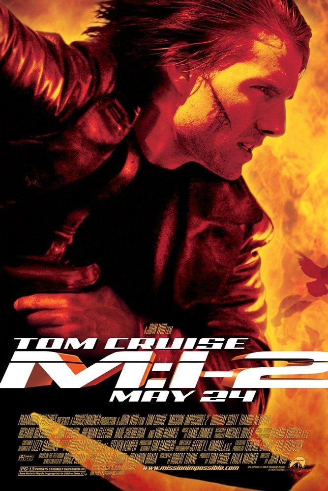 دانلود فیلم ماموریت غیر ممکن 2 - Mission: Impossible 2000 دوبله فارسی