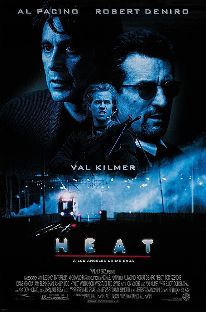 دانلود فیلم مخمصه Heat 1995 زیرنویس فارسی