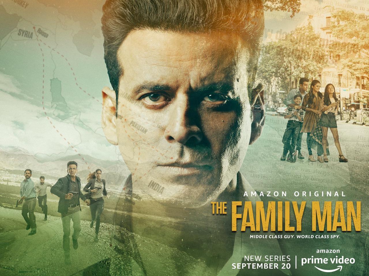 دانلود سریال مرد خانواده The Family Manبا دوبله فارسی