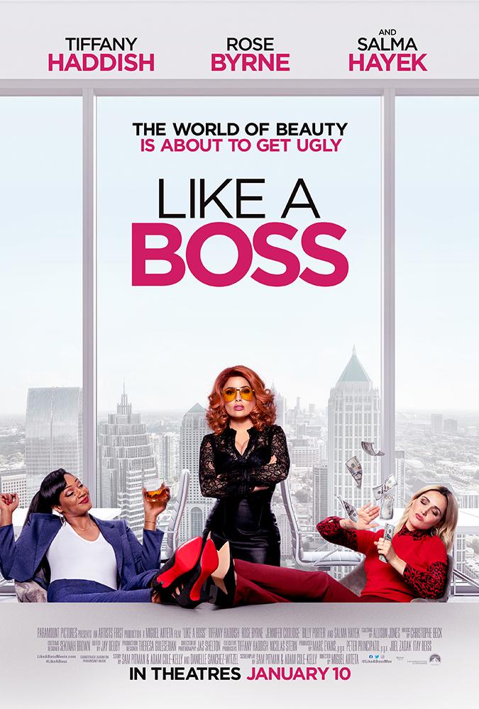 دانلود فیلم مثل یک رئیس Like a Boss 2020 با زیرنویس فارسی
