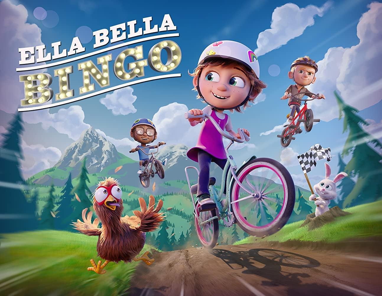 دانلود انیمیشن الا بلا بینگو Ella Bella Bingo 2020 دوبله فارسی