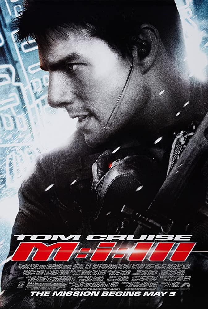 دانلود فیلم ماموریت غیر ممکن 3 - Mission: Impossible 2006 دوبله فارسی