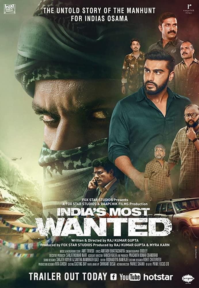 دانلود فیلم تحت تعقیب های هند Indias Most Wanted 2019 با زیرنویس فارسی