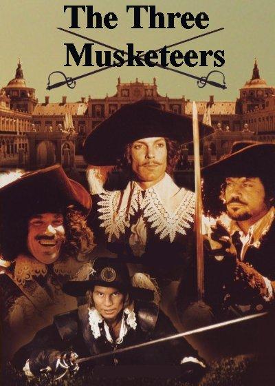 دانلود فیلم سه تفنگدار The Three Musketeers 1973 دوبله فارسی و سانسورشده