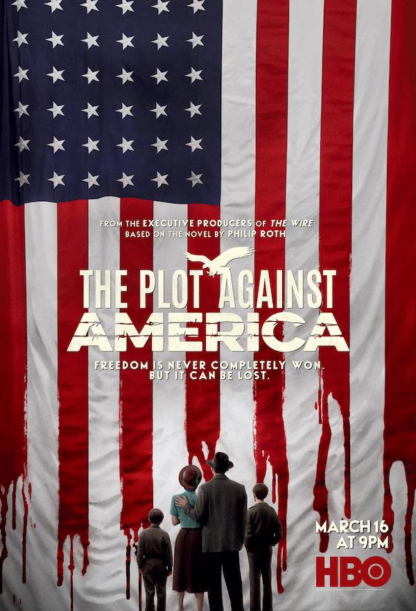 دانلود سریال توطئه علیه آمریکا The Plot Against America با زیرنویس فارسی